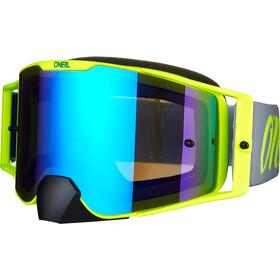 O'Neal B-30 Goggles Reseda blue/neon yellow